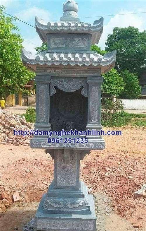 Báo giá cây hương đá thờ thiên ngoài trời bán tại Hà Nội