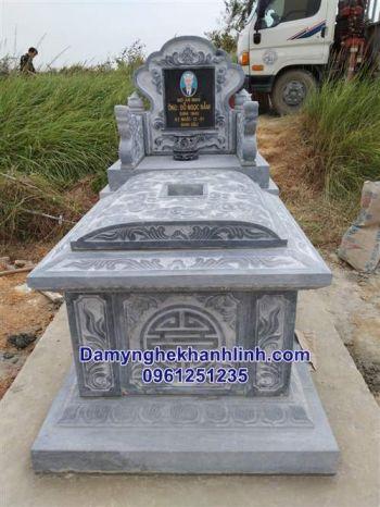 Mẫu mộ đá bành đẹp được lựa chọn nhiều nhất năm Canh Tý