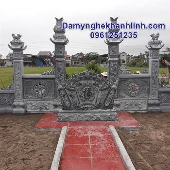 Cổng đá đẹp - mẫu cổng đá khu lăng mộ đẹp bán trên toàn quốc